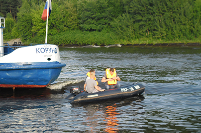 гимс права гидроцикл лодка